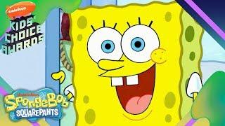 SpongeBob's KCA Wins & Nominations! 🏆 Kids' Choice Awards