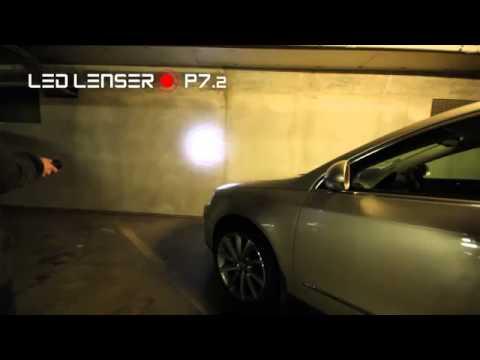 Ledlenser® P7.2 LED Torch Blister Pack LIMITED STOCK