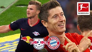 RB Leipzig vs. Bayern München | The Battle of Germany's Highest-Scoring Teams