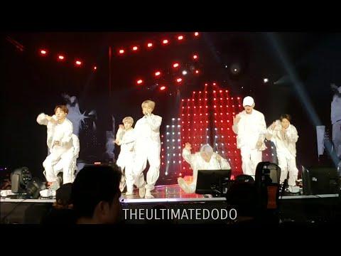 190324 Mic Drop Remix (Jimin fell) @ 방탄소년단 BTS Love Yourself in Hong Kong HK 2019 Day 4 香港 防彈少年團