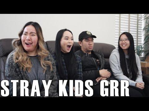 Stray Kids (스트레이 키즈) - GRR (Reaction Video)