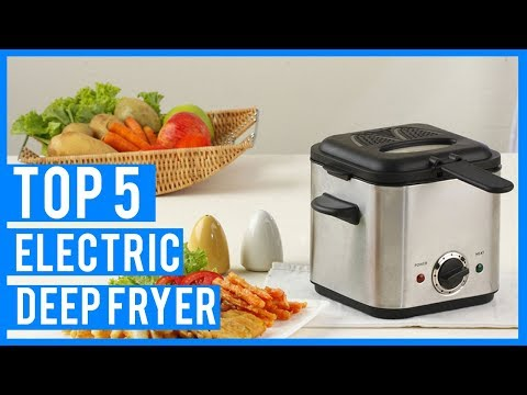 video Secura Stainless-Steel Triple Basket Electric Deep Fryer Full Review