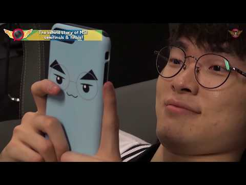 Ep.24 The behind story of MSI semifinals & finals! [T1 Camera]