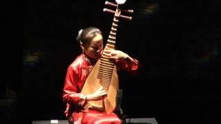 Liu Fang - pipa solo: Spring Rain, composed by Zhu Yi and Wen Bo