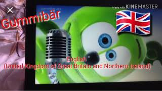 I'm a Gummy Bear (The Gummy Bear Song) - Long English (UK) Version - The Gummy Bear Song HD