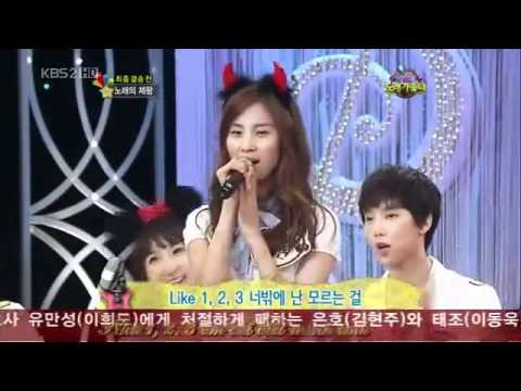 Good Song SNSD @ Sunny , Yuri , Jessica , SeoHyun , SooYoung  Part 5/5 (Vietsub)