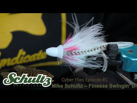 Cyber Flies Episode #1 - Mike Schultz Finesse Swingin' D