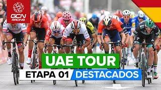 UAE Tour 1ª Etapa DESTACADOS | The Pointe › Dubai Silicon Oasis
