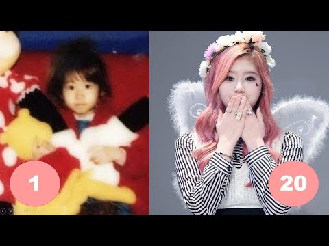 Sana TWICE Childhood | From 1 To 20 Years Old