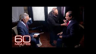 "How Egypt tried to kill a ""60 Minutes"" interview"