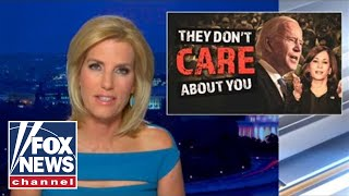 Ingraham: Biden prioritizes migrants over American citizens