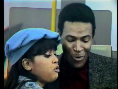 Ain't No Mountain High Enough (extra HQ) - Marvin Gaye & Tammi Terrell