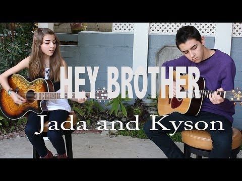 Baixar Avicii's 'Hey Brother' cover by Jada Facer and Kyson Facer