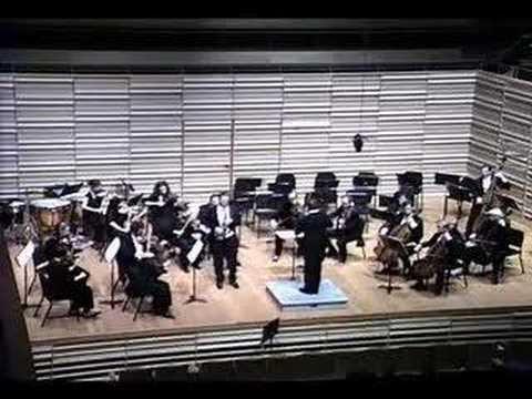 Harry White: Konsert för Saxofon och Stakorkester: III