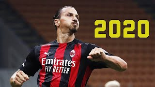 The Brilliance of Zlatan Ibrahimovic 2020 ● 39 Years Old!🔴⚫