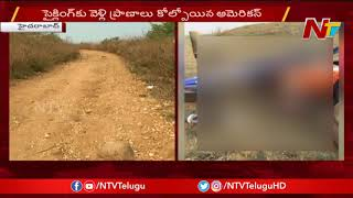 US software engineer found dead near Gandipet lake in Hyd..