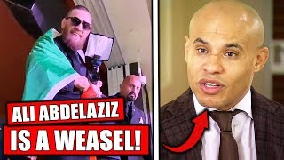 Conor McGregor's UFC246 Afterparty, Conor accuses Abdelaziz of hacked tweets, Dana White