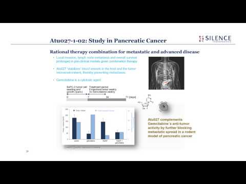 Silence Therapeutics - Investor Day Presentation by MIKE KHAN