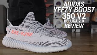 ADIDAS YEEZY BOOST 350 V2 BELUGA 2.0 REVIEW