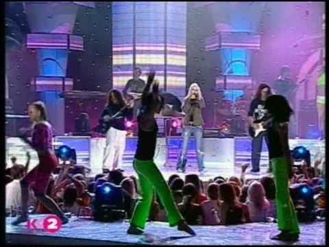 Мика Ньютон - Лунопарк LIVE(Песня года 2005)