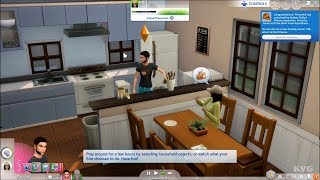 The Sims 4 Gameplay (PS4 HD) [1080p60FPS]