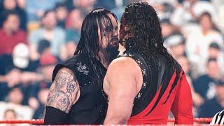 Every Undertaker vs. Kane match: WWE Playlist