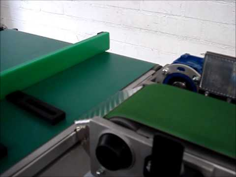 BCK Holland buffersysteem voor aluminium profielen