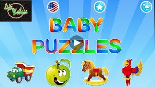#Funny Little Baby Fun Learning Puzzle Foream