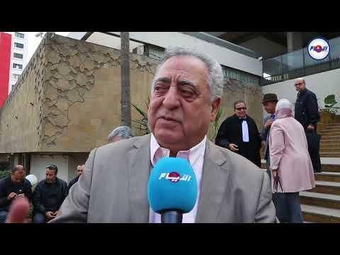 """محمد زيان لـ""""الأيام24"""": هناك جهات ألزمت الزفزافي بالتخلي عن دفاعه"""