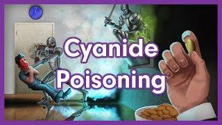 Cyanide Poisoning USMLE Toxicology