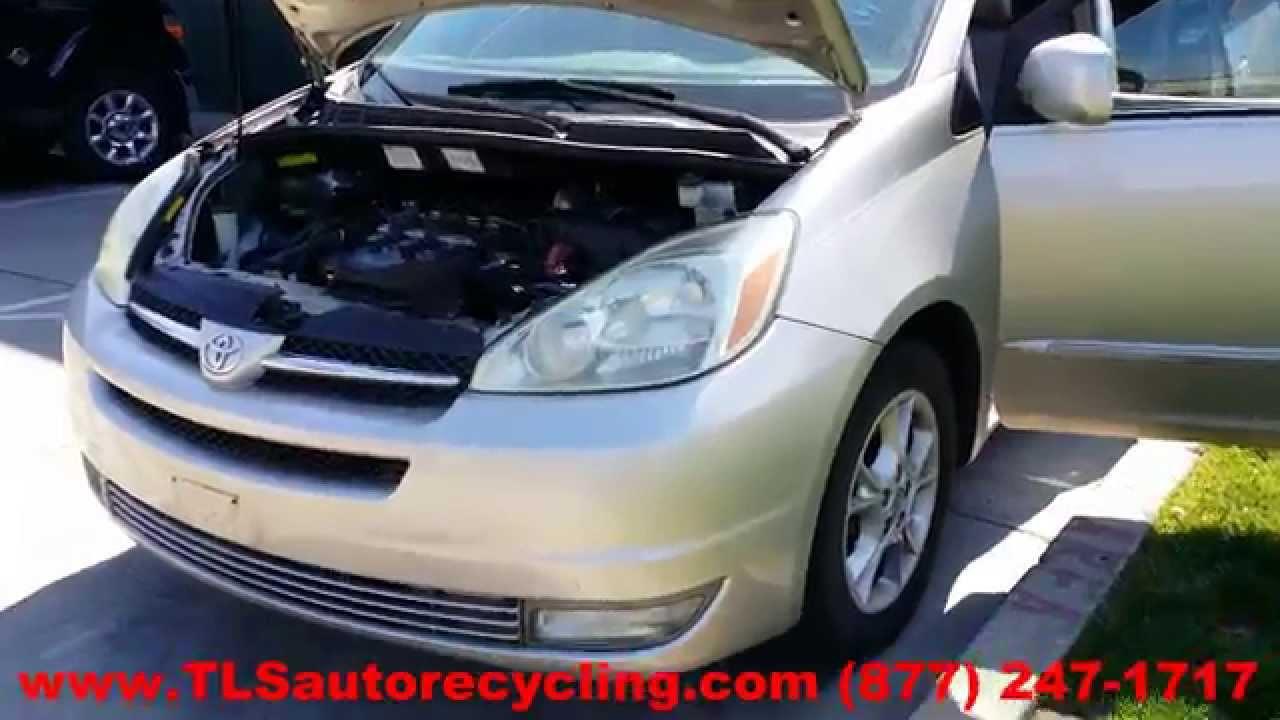 2004 Toyota Sienna Lock Actuator Small Motor Passenger Sliding Door Actuator Part 148556