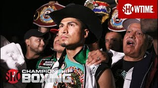 The Approach: Mikey Garcia   SHOWTIME CHAMPIONSHIP BOXING