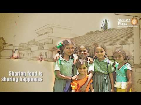Celebrate Joy of Giving With Akshaya Patra | Daan Utsav