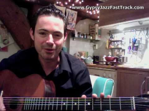 Gypsy Jazz - Wicked Crispy Chords #1 - Robin Nolan