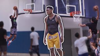 JLawBball PRO RUNS GETS INTENSE!! 🔥| Jordan Lawley Basketball