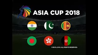 Asia cup...Pakistan vs Hongkong .....Cricket Live Scorecard Streaming 2018