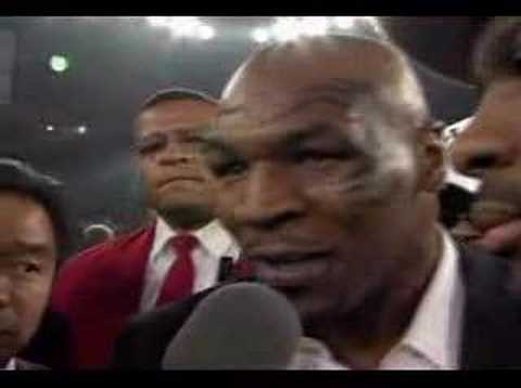 mike tyson vs bob sapp - YouTube