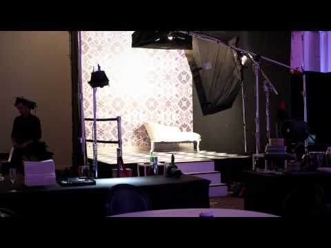 Wedding Photo Booth Studio Time Lapse