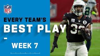 Every Team's Best Play Week 7 | NFL 2020 Highlights