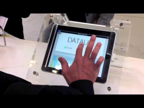 Cersaie 2010: Saidmade e iPad con Fiandre Spa