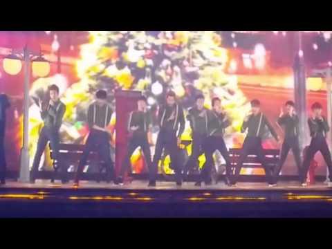131224 EXO - Christmas Day (SMTown Week - Screener Edit)