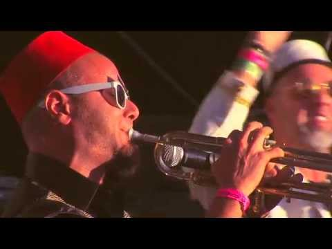 Figli Di Madre Ignota - Drop the Rock - live @ Sziget 2013