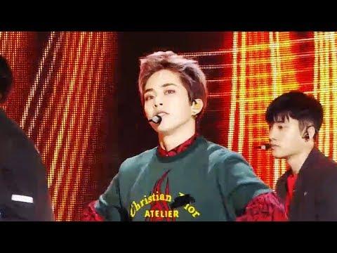 EXO - Tempo [Show! Music Core Ep 610]