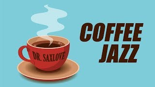 Coffee Jazz • Chillout Smooth Jazz Saxophone Instrumental Music for Relaxing and Studying