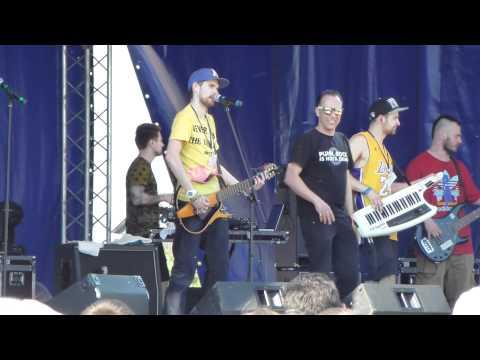 Noize MC & Чача - Испортить Вам Пати! (Рок-фестиваль
