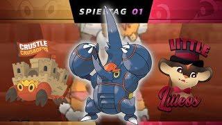 GPL [S6] - Spieltag 01 - vs. Little Litleos: Der One-Punch-Bug!
