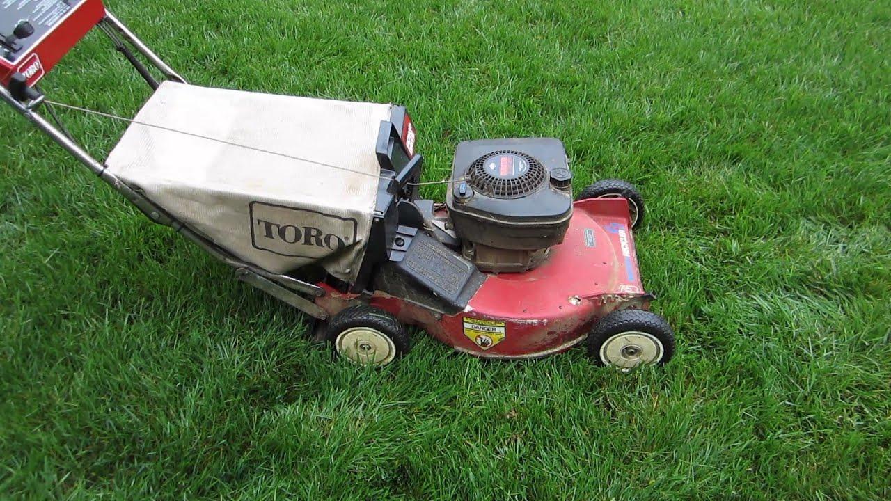 Toro 22 Quot Recycler Lawn Mower Model 20666 Free Craigslist