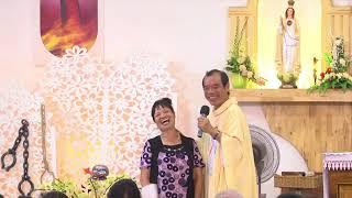 1 Người Bên Quảng Đông Trung Quốc Chứng Nhân được Ơn Lòng Chúa Thương Xót Chữa Lành