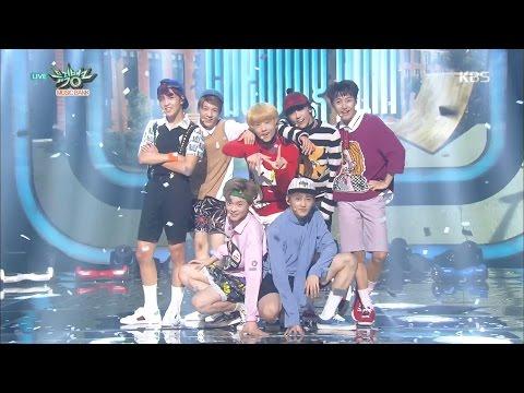 뮤직뱅크 - NCT DREAM, 상큼풋풋한 데뷔 무대! 'Chewing Gum'.20160826