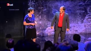 Matthias Egersdörfer und seine Carmen